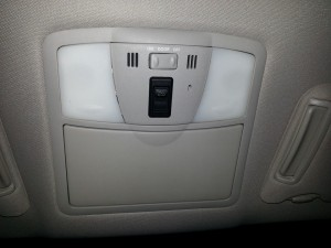 sunroof switch
